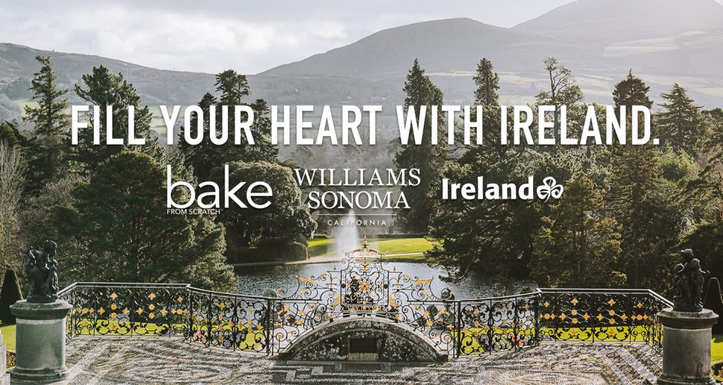 Fill your heart with Ireland.