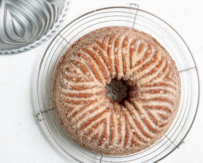Churro Bundt Cake Bake From Scratch