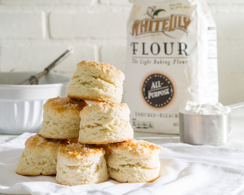 Brian Hart Hoffman S Buttermilk Biscuits With White Lily Flour Bake From Scratch