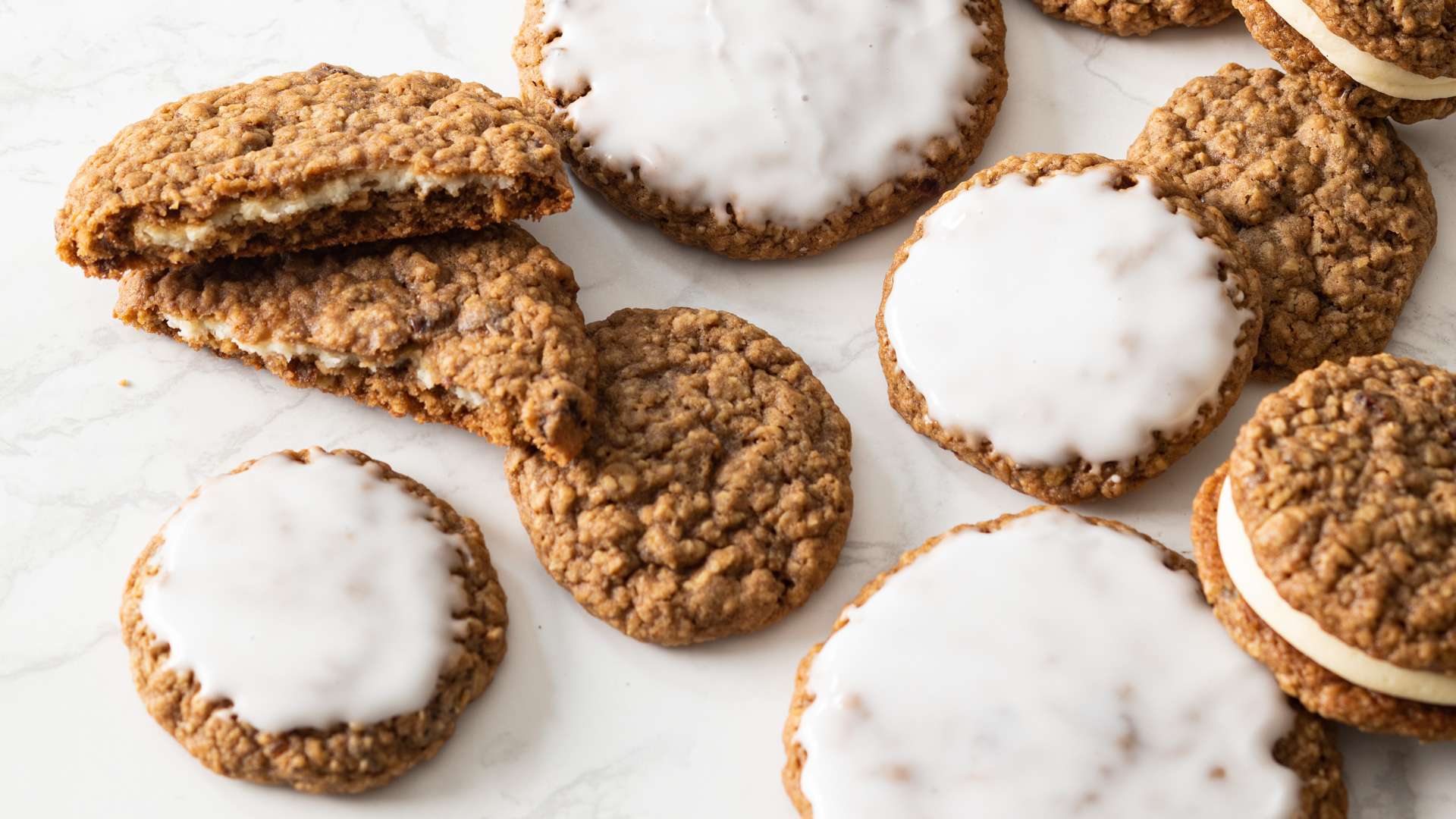 Better Baking Academy: Three Ways with Oatmeal Cookies