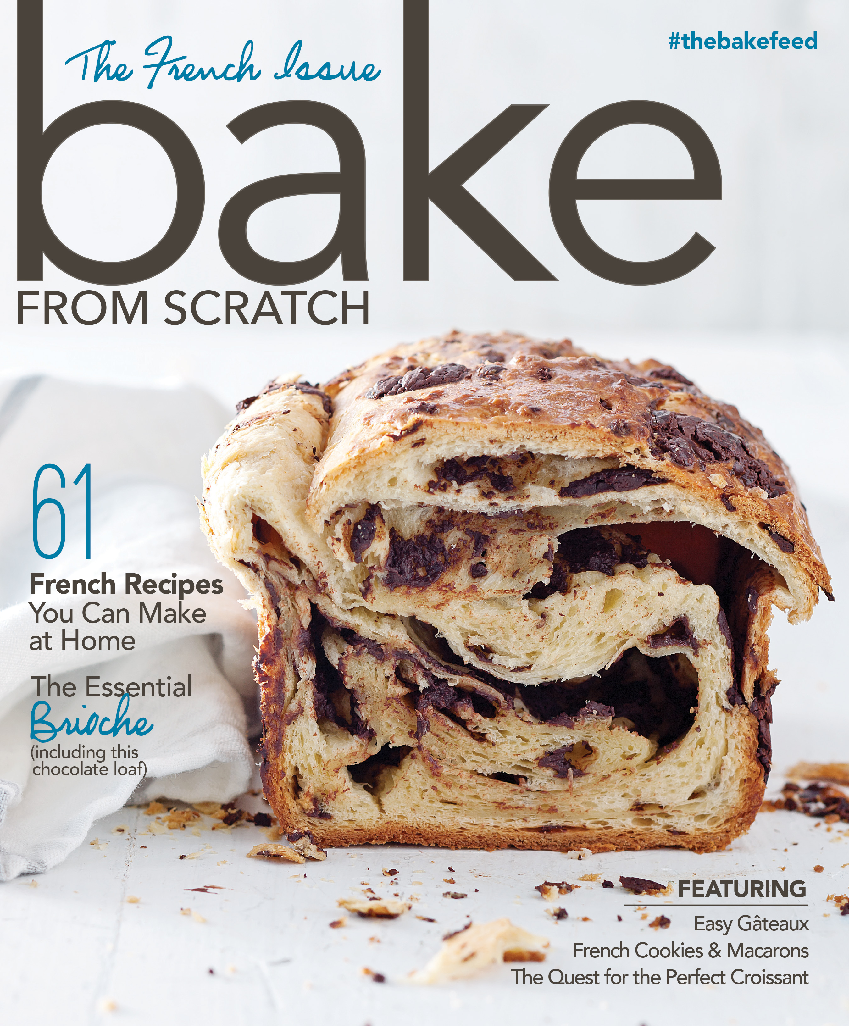Spring 2016 Issue Bake From Scratch