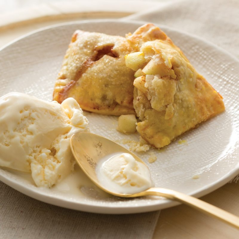 Apple and Browned Butter Hand Pies - Bake from Scratch