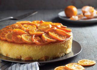 Clementine Almond Cake