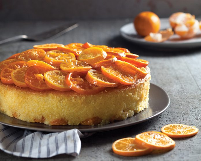 Clementine Almond Cake