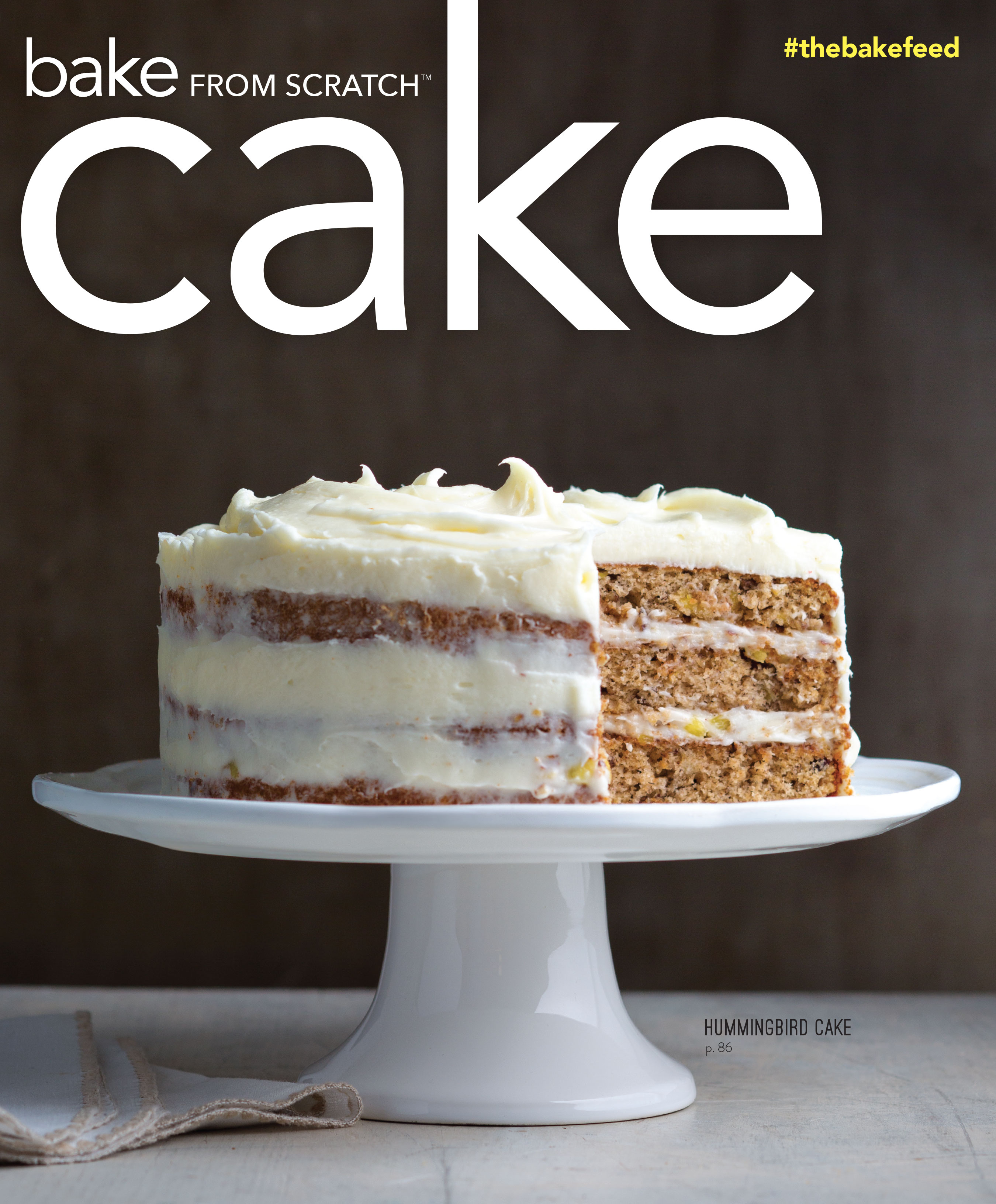 Cake 2016 Special Issue Bake From Scratch