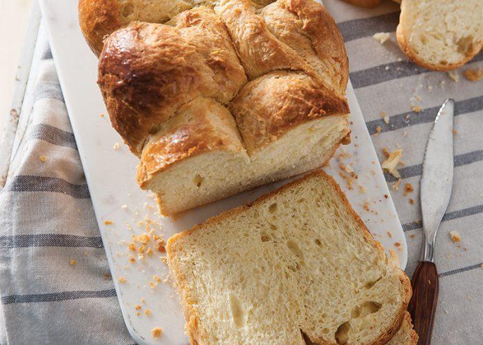 how to make brioche loaf