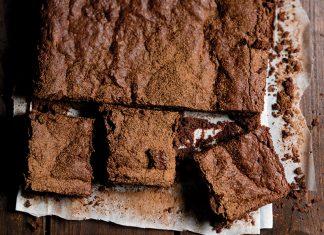 One-Pound Chocolate Brownies