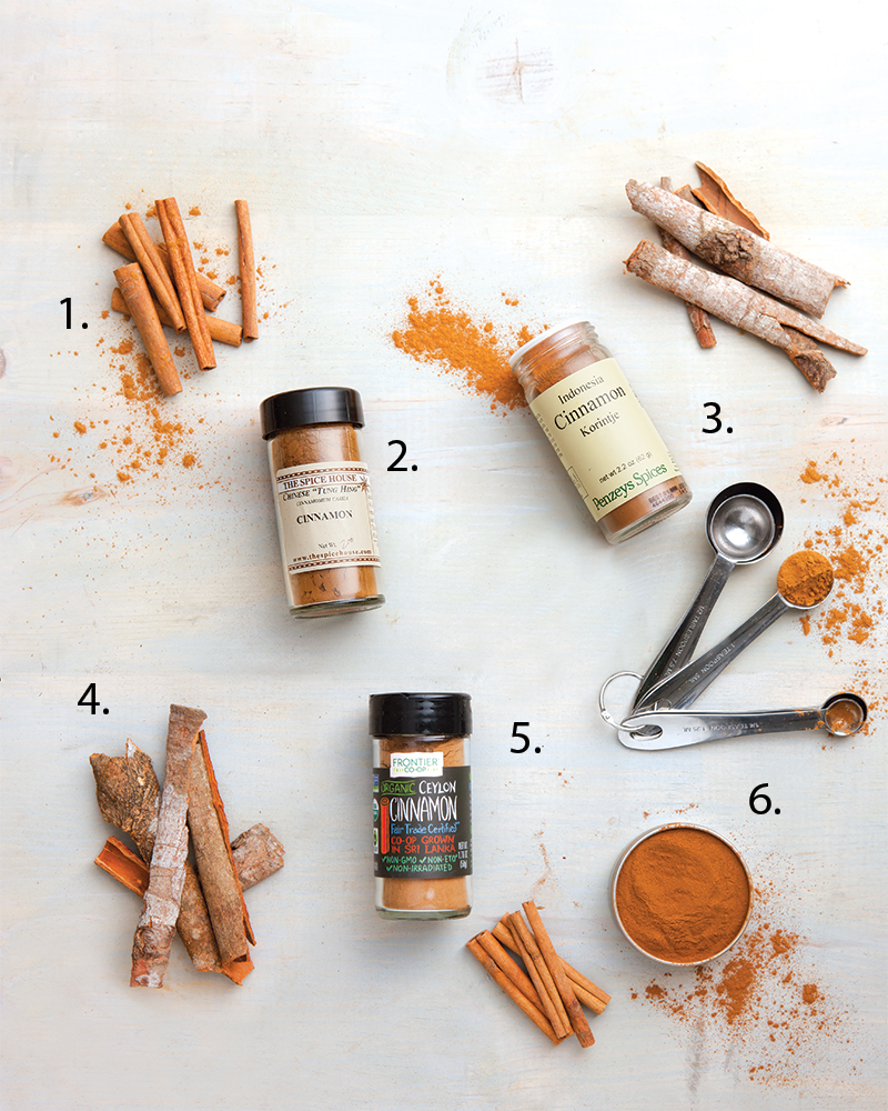 Six Cinnamons to Mix Up your Baking Game - Page 2 of 2