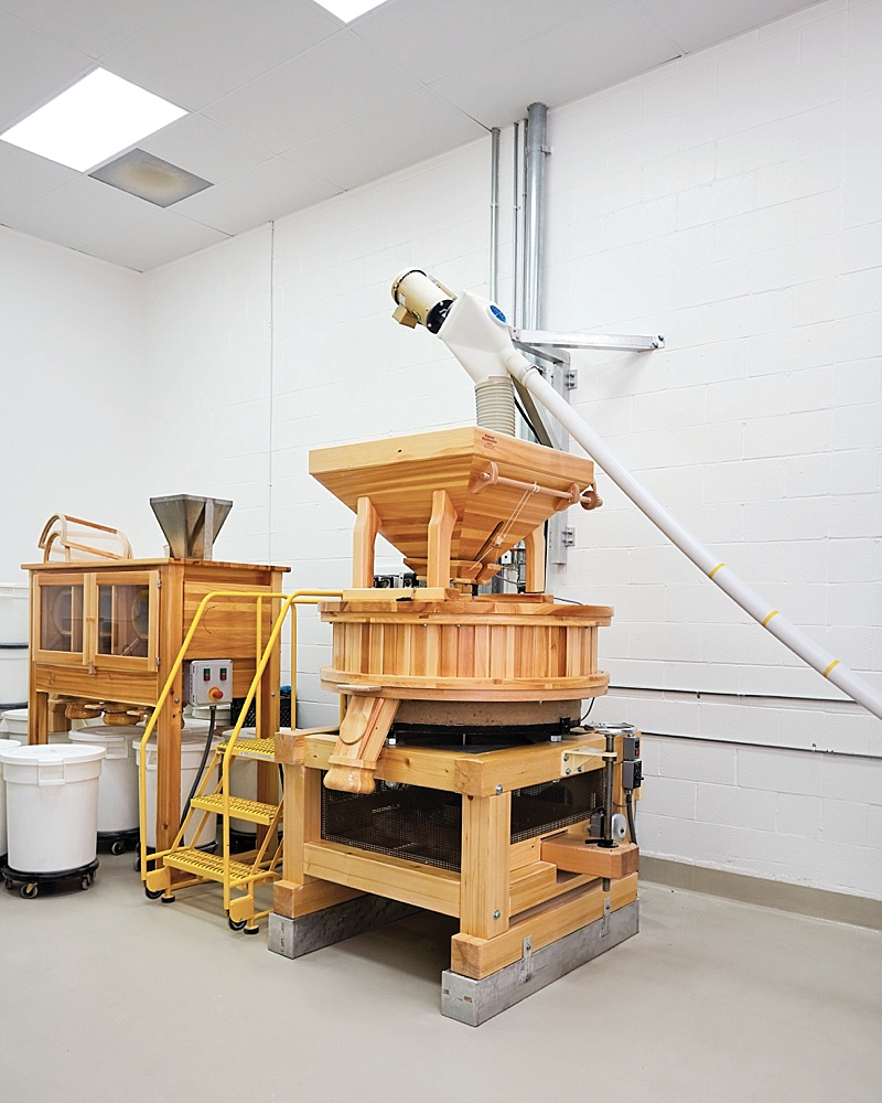 Grist & Toll - Bake From Scratch How Small Scale Millers Like Nan Kohler Are Changing Our Flour