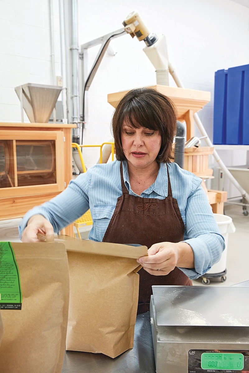 How Small Scale Millers Like Nan Kohler Are Changing Our Flour Grist & Toll - Bake From Scratch