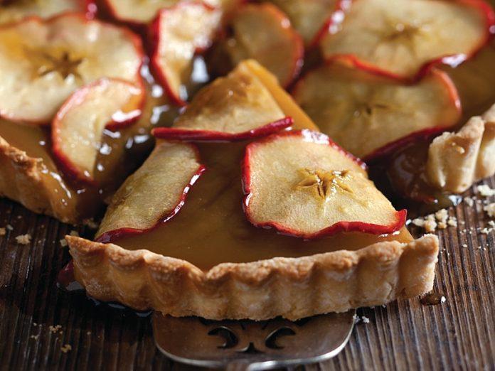 Apple Maple Tart