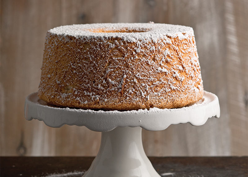 Angel Food Cake Pairings