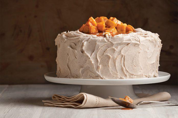 Apple and spice cake recipe