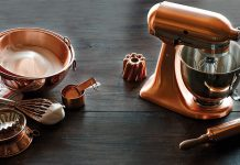 Copper - Bake from Scratch