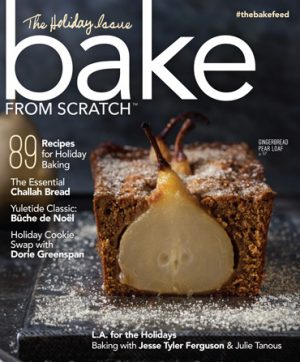 Holiday 2016 - Bake from Scratch
