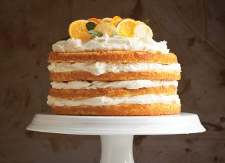 Candied Citrus Cake - Bake from Scratch