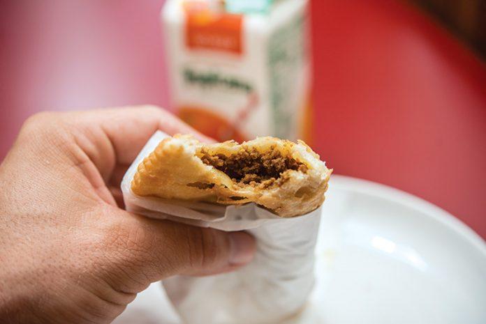 Caribbean Best Hand Pies
