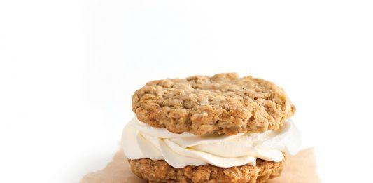 Oatmeal Cream Pies
