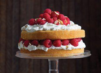 Raspberry Shortcake - Bake from Scratch