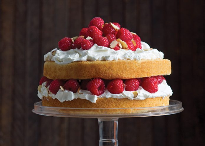 Raspberry Shortcake - Bake from Scratch