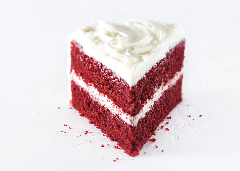 A Recipe For Red Velvet Cake From Scratch
