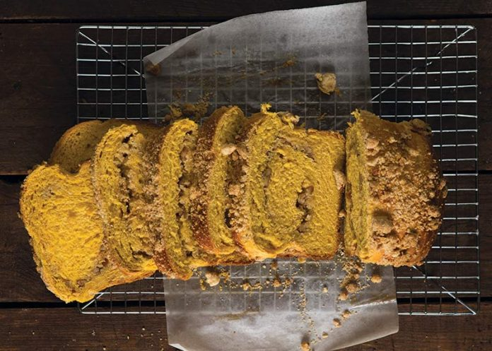Sweet Potato Brioche - Bake from Scratch