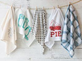 Kitchen Linens - Bake from Scratch
