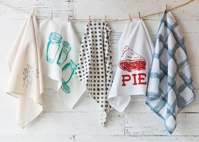 Kitchen Linens - Bake from Scratch