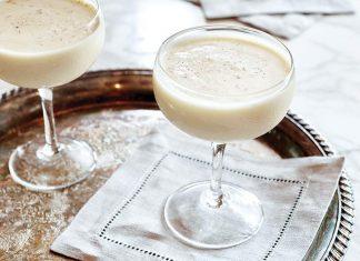 Highlands Eggnog Cocktail