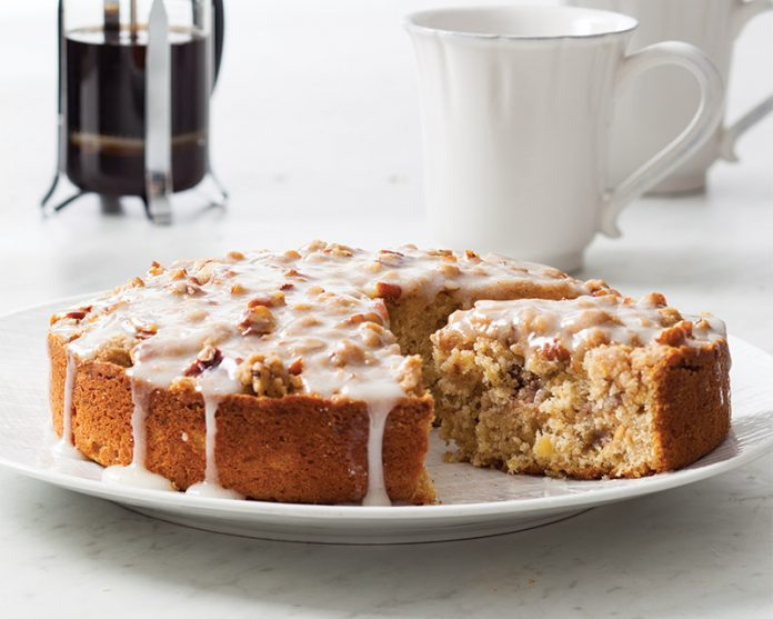 Sothern With A Twist Coffee Cake