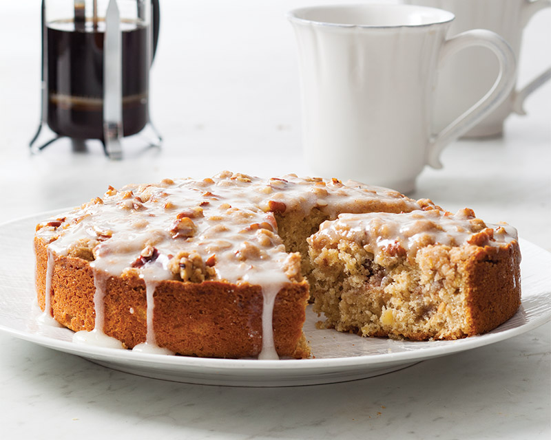 Browned Butter Hummingbird Coffee Cake Bake From Scratch