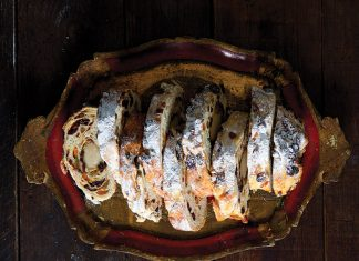 Stollen - Bake from Scratch - Holiday