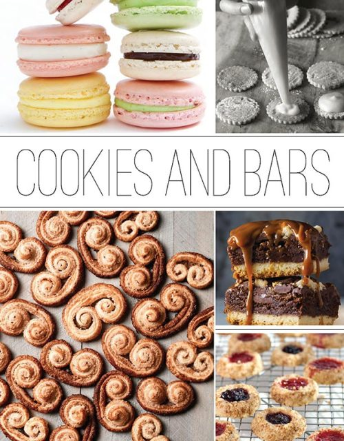 Bake from Scratch Book Cookies and Bars