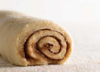 Cinnamon Roll Dough - Jan/Feb Bake from Scratch 2017