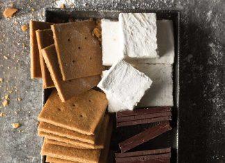 Homemade Graham Crackers - Jan/Feb Bake from Scratch 2017