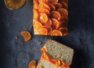 Grand Marnier Poppy Seed Cake - Bake from Scratch Jan/Feb 2017