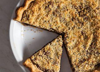 Shoofly Pie - Bake from Scratch Jan/Feb 2017
