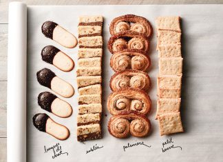 Classic French Cookies