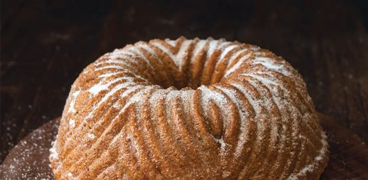 Cinnamon Sugar Doughnut Bundt Cake