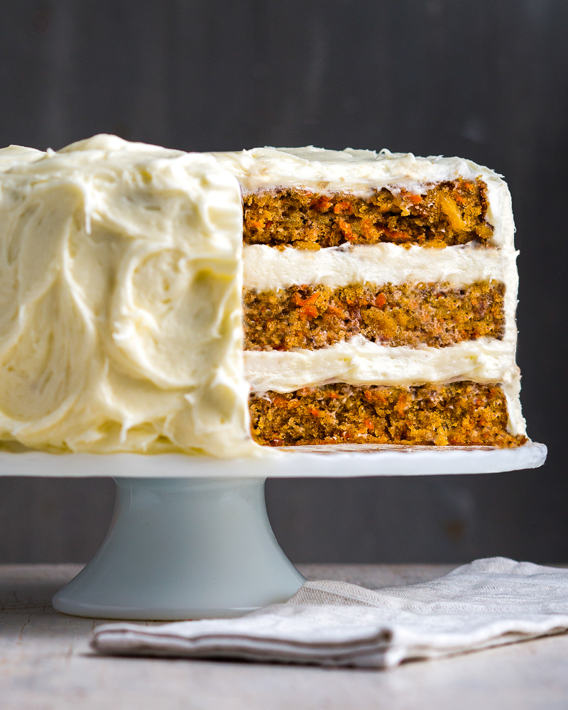 Our Best Carrot Cake Bake From Scratch