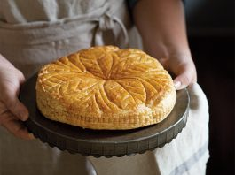 Cake Fit For Kings: Traditional Galette Des Rois