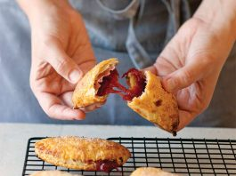 Lisa Donovan Hand Pies - Bake from Scratch