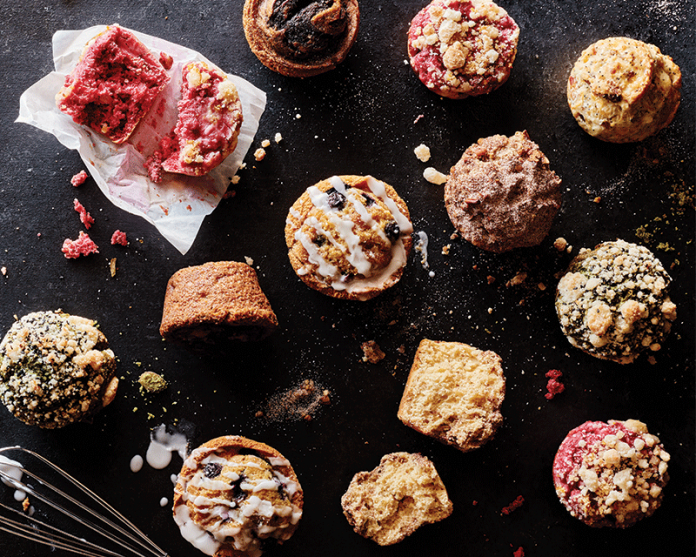 seven muffins to try - bake from scratch