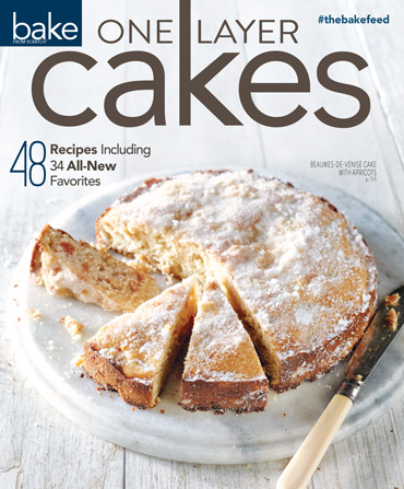 One Layer Cakes 2017 Special Issue Bake From Scratch