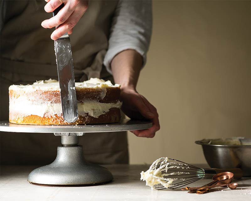 Make Beautiful Cakes Bake From Scratch