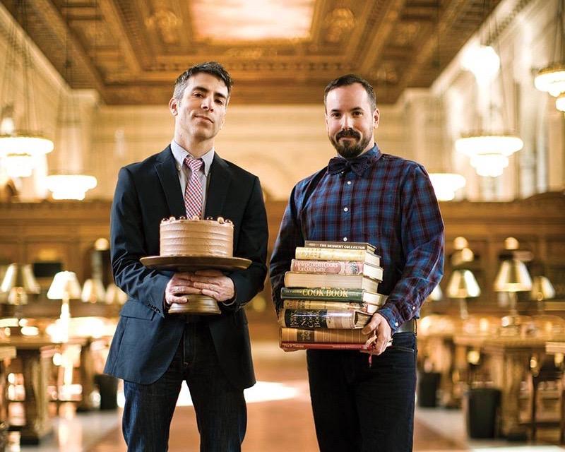 An American Tale Matt Lewis and Renato Poliafito