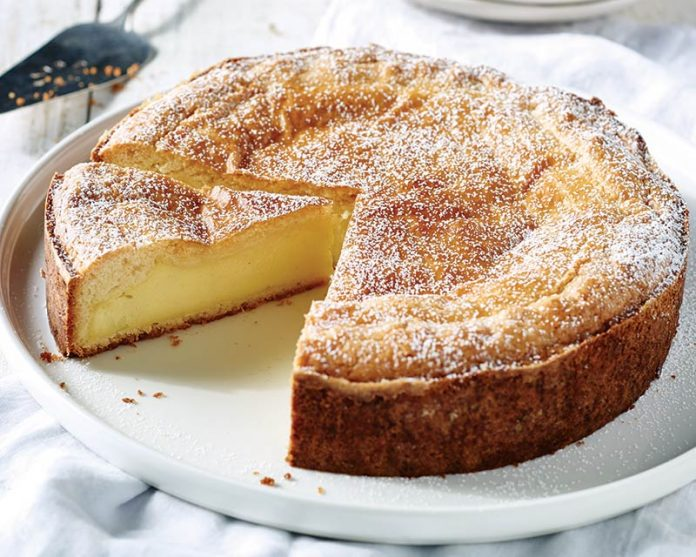 Gateau Basque Cake Recipe