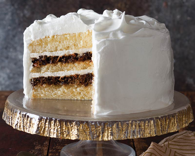 How To Make Lady Baltimore Cake