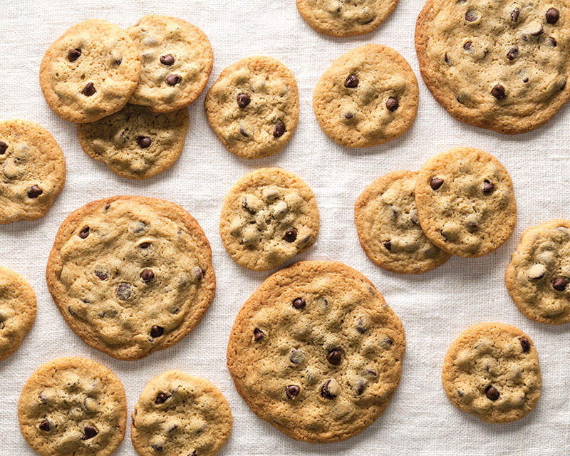 Classic Chocolate Chip Cookies Bake From Scratch