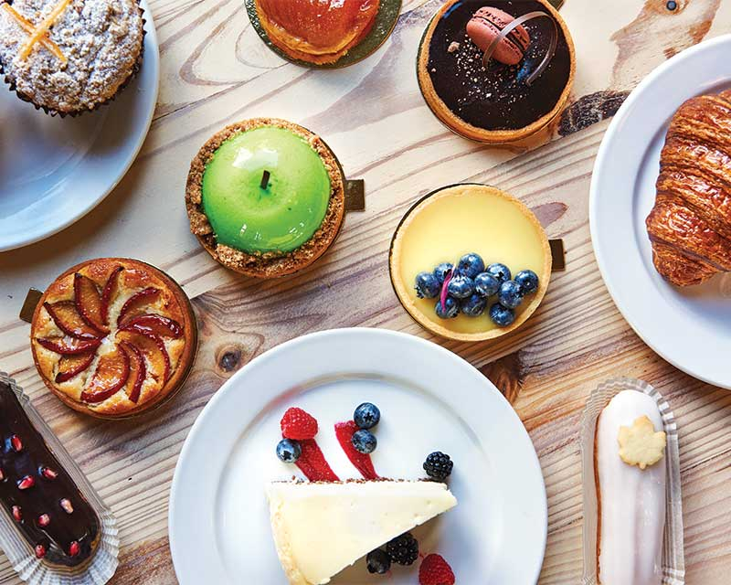Bakery Lorraine: San Antonio, TX